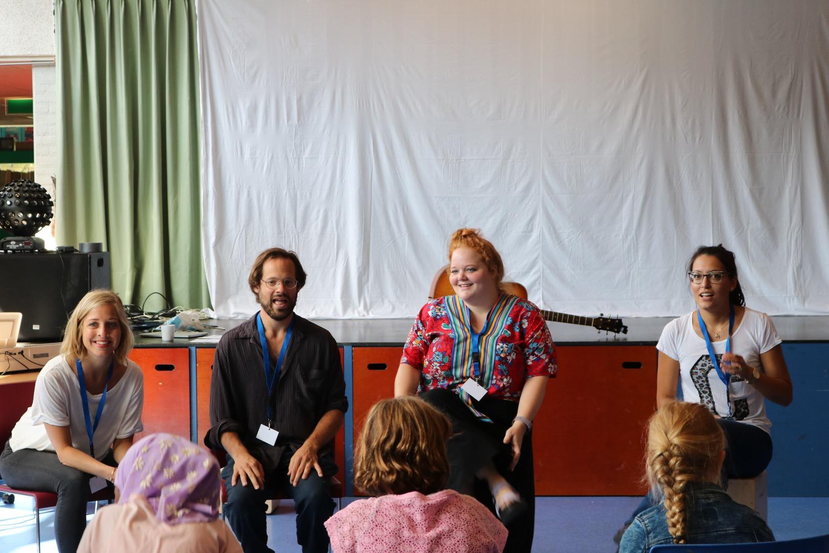 Cultuurbox Cultuuraanbod voor Boxtel, MuziTaal