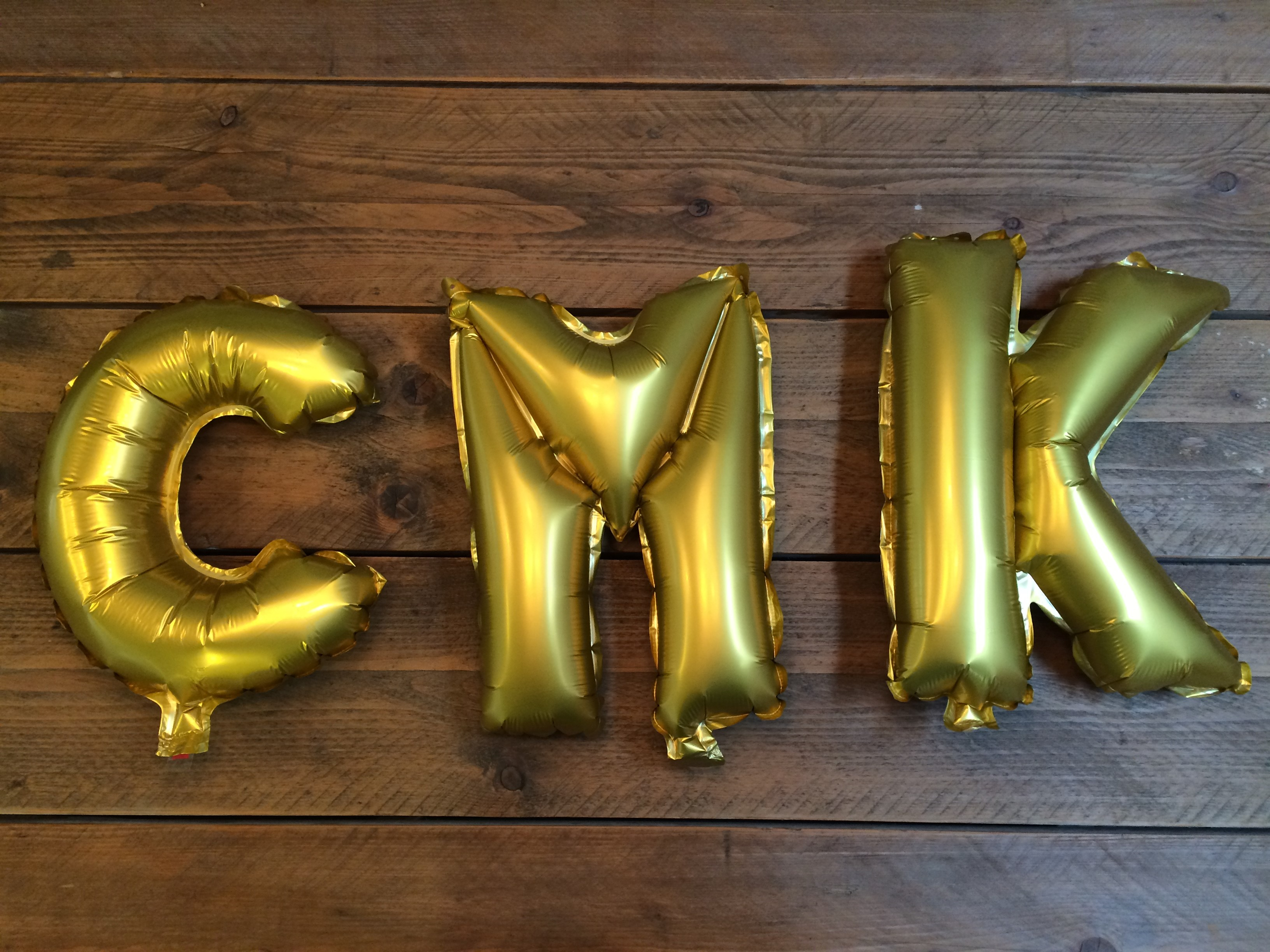 CMK ballonnen