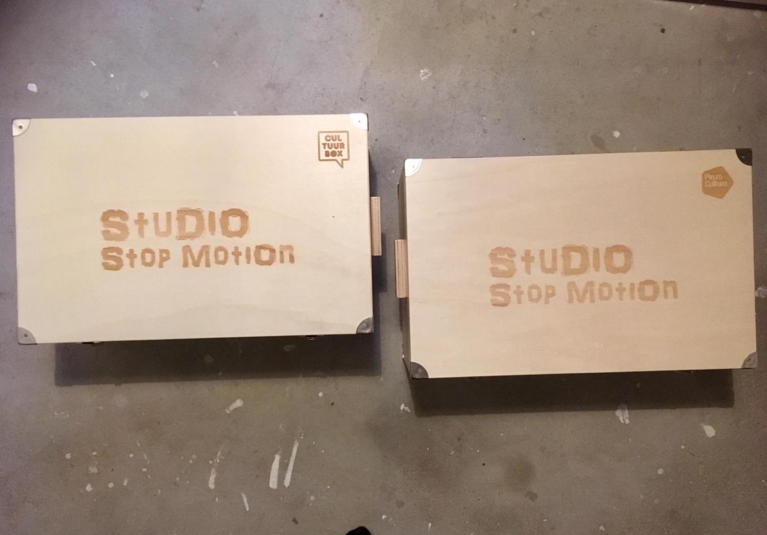 Studio stop motion