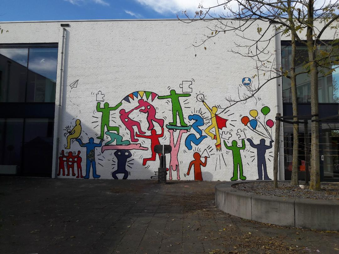 Cindy de Graaff artschool