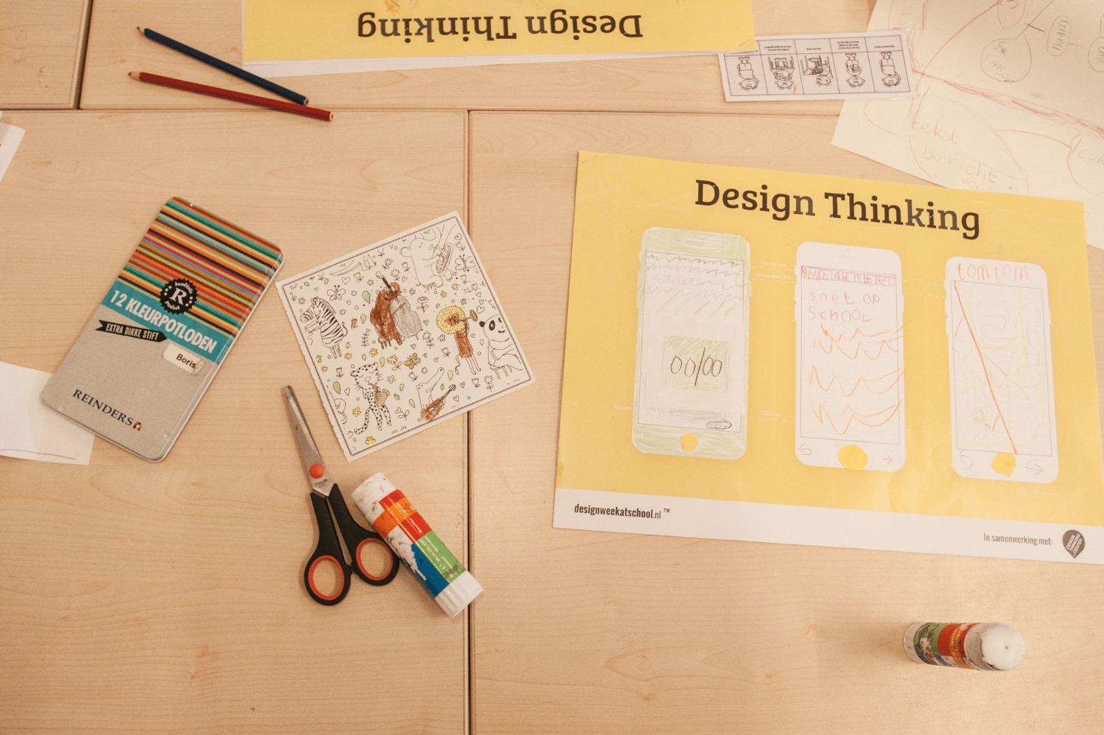 Design@school, aanbod, cultuurbox