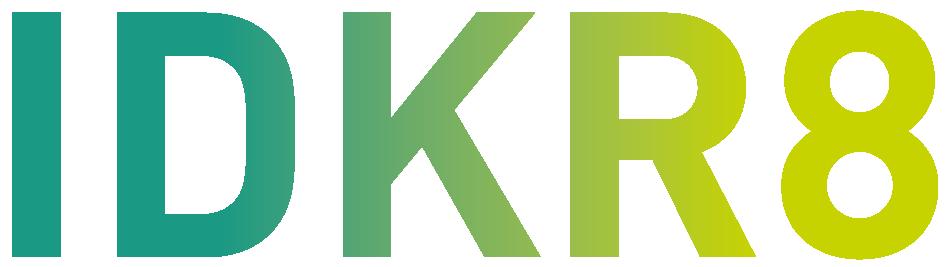 Logo IDKR8