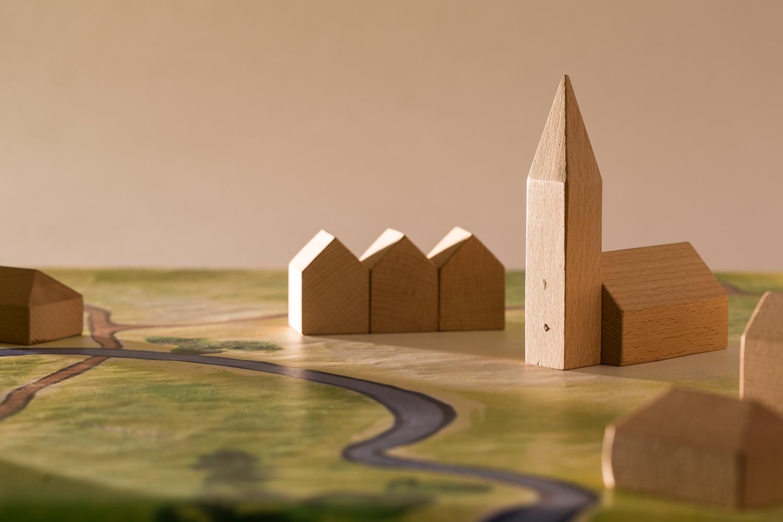 leskist, de middeleeuwse stad, erfgoed brabant