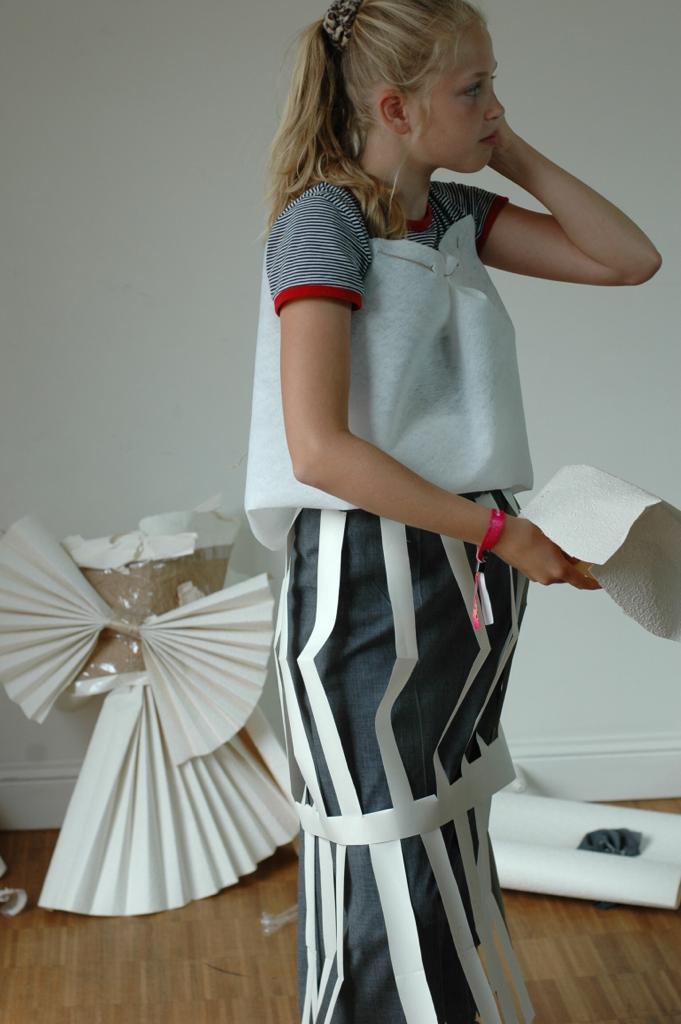 judith abels, paper fashion