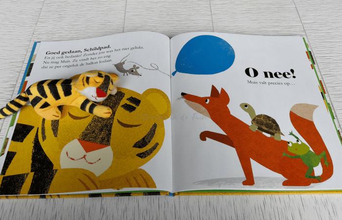storybox of prentenboek SNENS