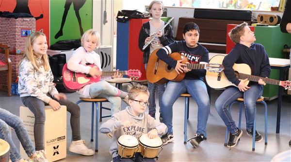 ESSO Hobbendonken muziek proeven