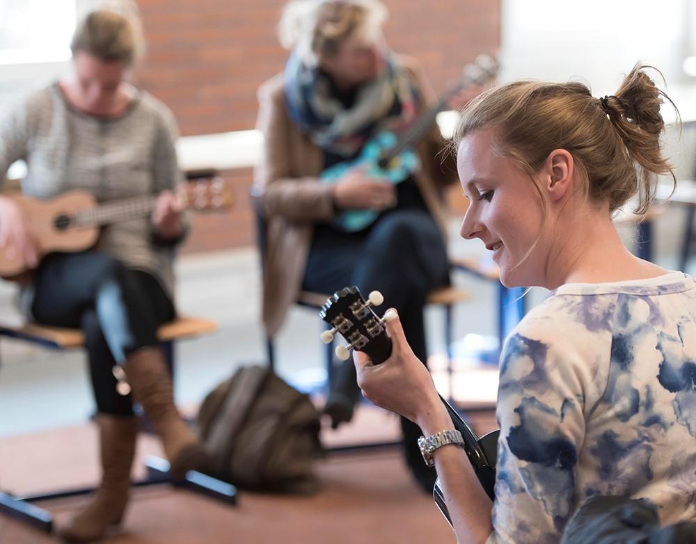 Meer muziek in de klas workshops